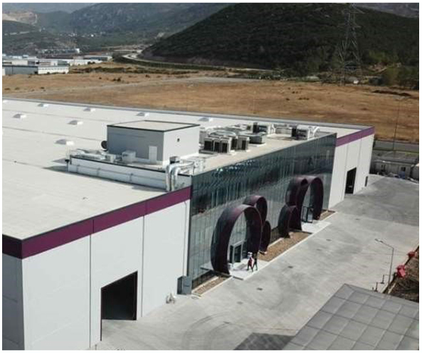 Lotte Opens a New Production Line in Turkey