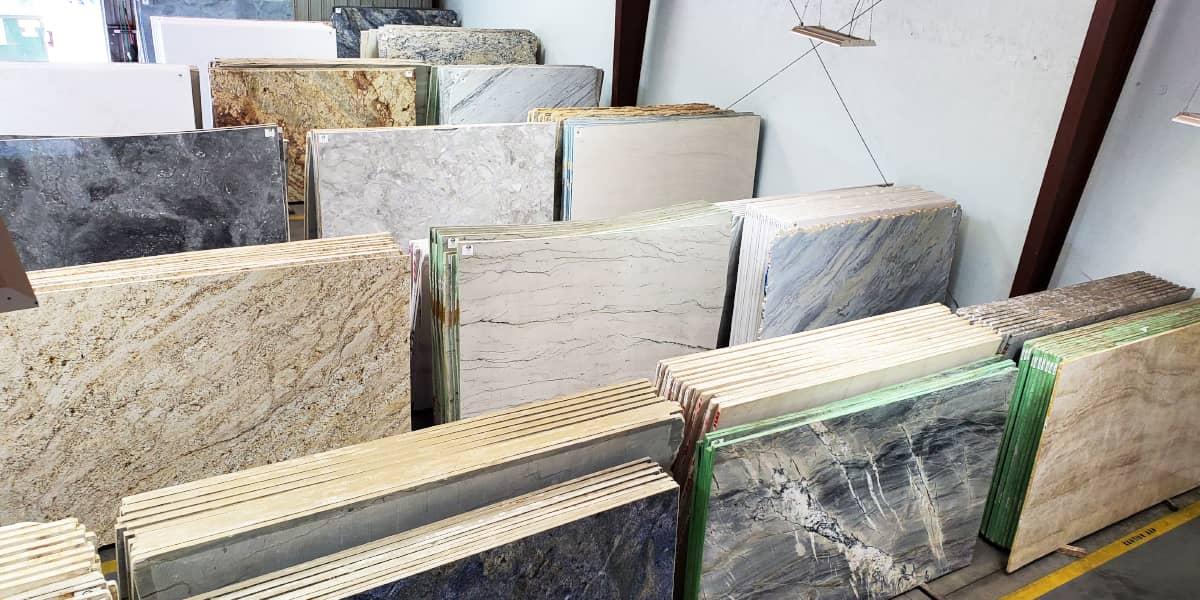 """Designer Look"" Granite Countertop Ideas on a Budget"