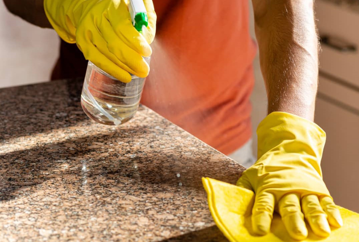 Our Guide to Cleaning and Caring for Granite Countertops